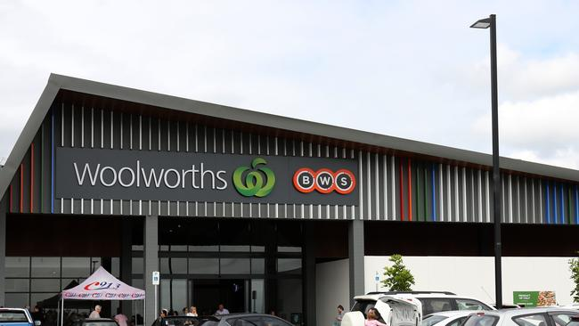 Woolworths was sued for a whopping $237,000. Picture: Robert Pozo/AAP