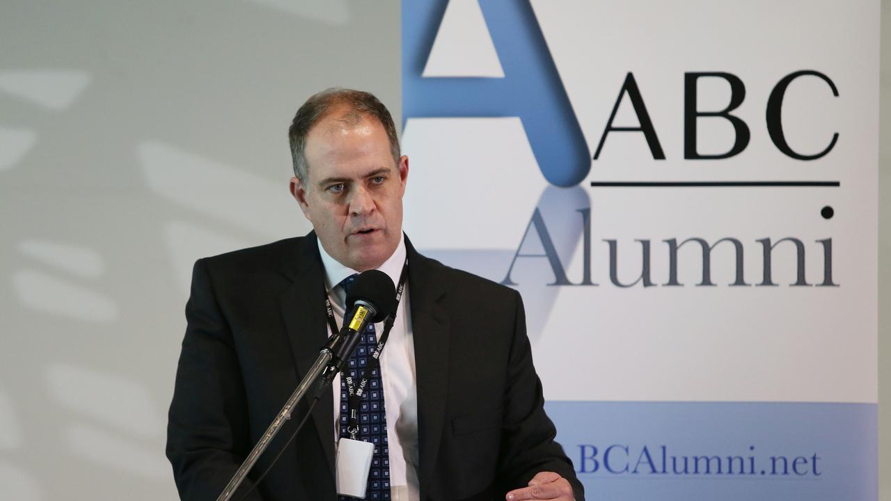 Resultado de imagen de David Anderson, director ABC