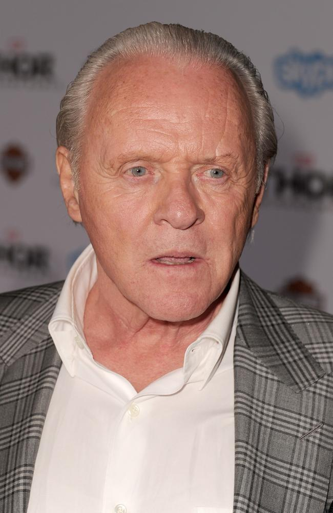 Anthony Hopkins won Best Actor at the 2021 Oscars for his portrayal in 'The Father'. Picture: Getty Images