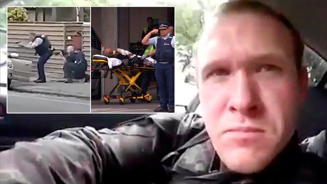 Shooting In Christchurch Video Twitter: Christchurch Mosque Shooting: 49 Killed In Terror Attack