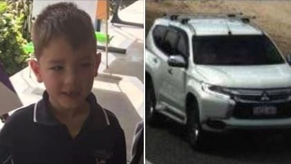 Miracle find after seven-year-old boy was kidnapped by car thief and now safe and well – NEWS.com.au