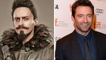 Hugh Jackman as Blackbeard in the yet to be released Pan. Credits: Supplied; Getty Images