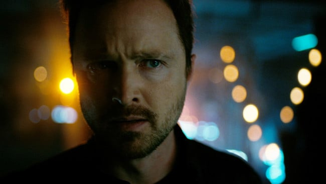 Aaron Paul is a new addition to the cast