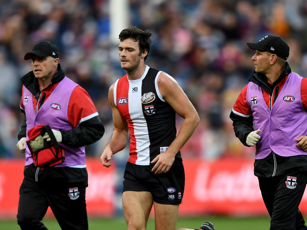 Dylan Roberton is working towards recovering from an ongoing heart issue. Photo: Joe Castro