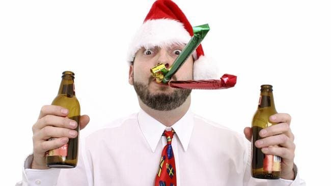 ban work christmas parties cancel them all
