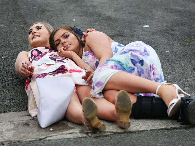 Time for a rest. Picture: Mercury Press/Caters News
