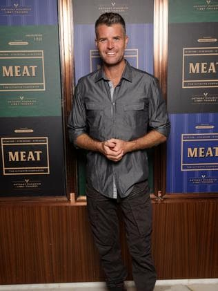 The home of Pete Evans is also going under the hammer. Picture: Christian Gilles