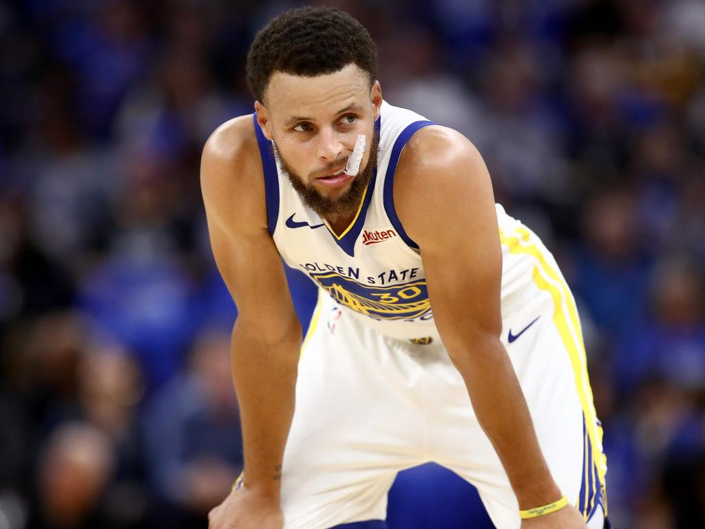 Injured Curry determined to play 2020 Olympics: father