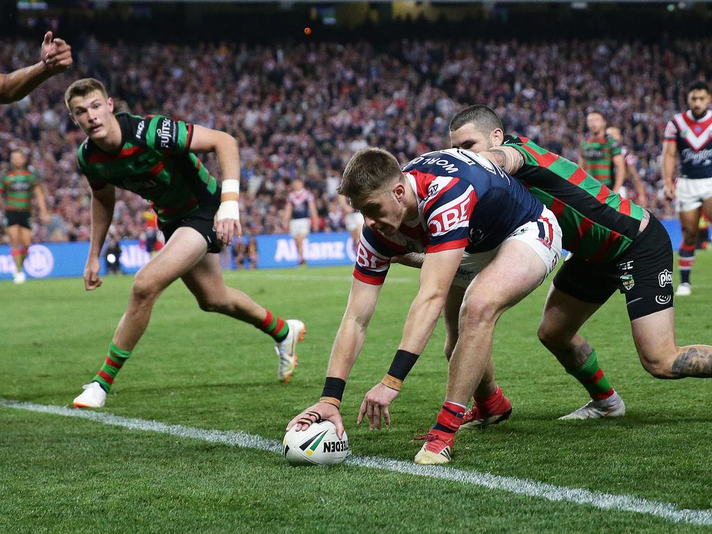 Roosters v Rabbitohs