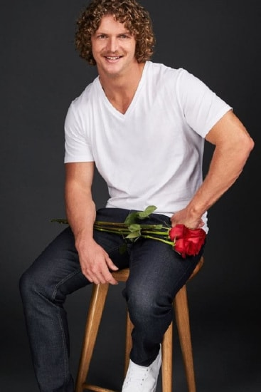 The Bachelor. Picture: Channel 10Source:Channel 10