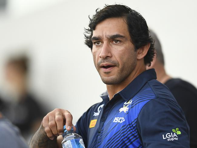 Thurston's retirement left a massive hole in North Queensland.