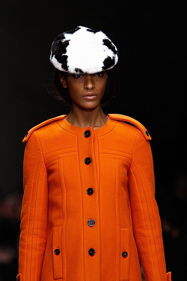 Burberry Prorsum Reay-to-Wear A/W 2011/12