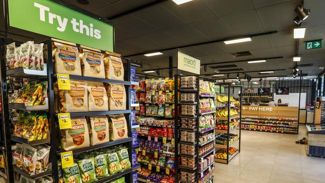 A second Caltex Woolworths Metro will launch in Kingsford in NSW later this month. Picture: Dallas Kilponen