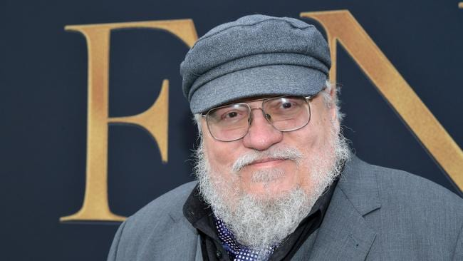 Author George R.R. Martin. Picture: Amy Sussman/Getty Images.