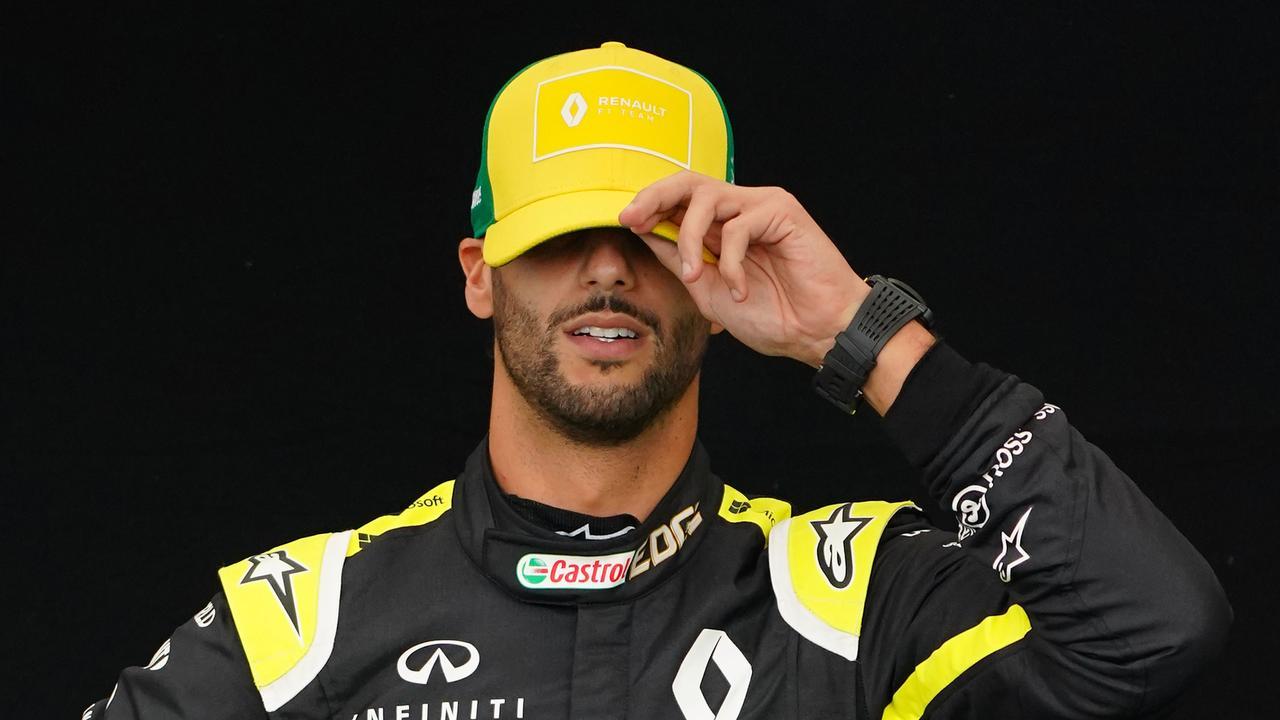 Daniel Ricciardo is off to McLaren in 2021.