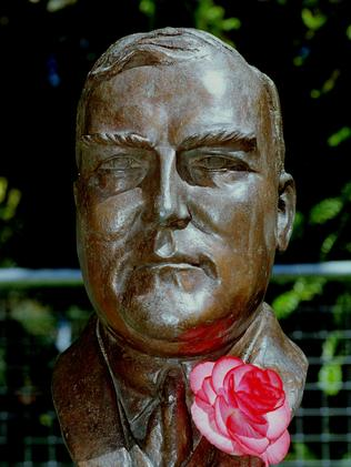 Former PM Sir Robert Menzies. Picture: supplied