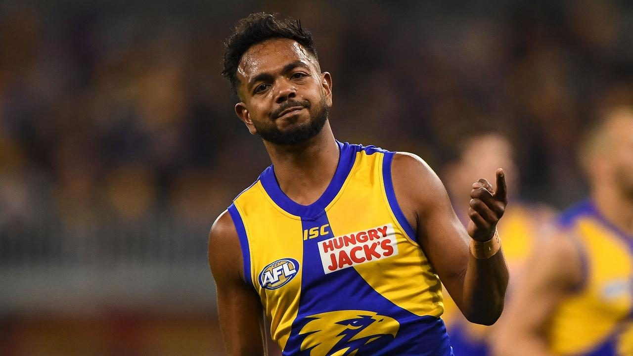 Willie Rioli faces up to a four-year ban. Photo: Daniel Carson/AFL Photos via Getty Images.