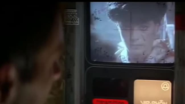 Did Blade Runner inspire FaceTime? Picture: YouTube