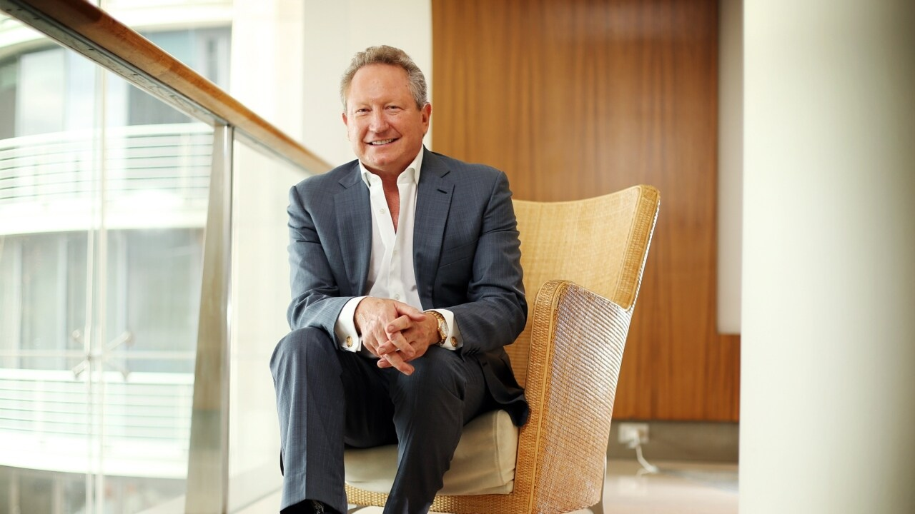 Andrew Forrest pledges $70m towards bushfire crisis