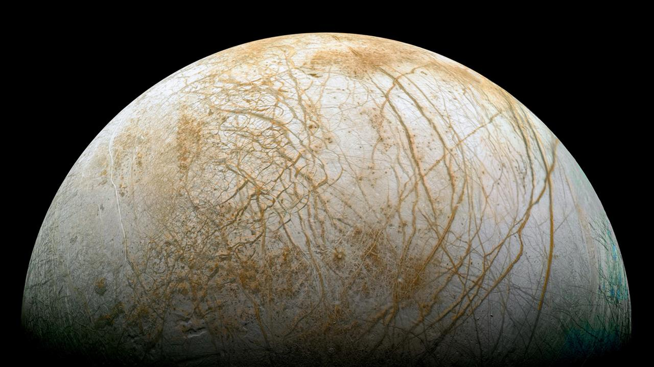 Image result for Blanketed moon Europa could harbor life