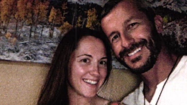 Chris Watts told author Cheryln Cadle if he hadn't met his co-worker and lover Nichol Kessinger, he wouldn't have killed his family. Picture: Weld County District Attorney's office