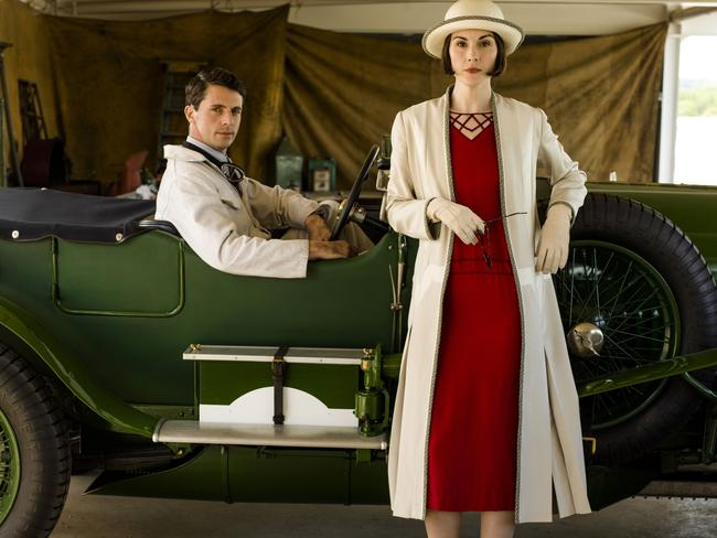 Downton Abbey gave American production companies a run for their money. Picture: Supplied.