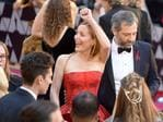 Leslie Mann and Judd Apatow attend the 90th Annual Academy Awards on March 4, 2018 in Hollywood, California. Picture: Getty