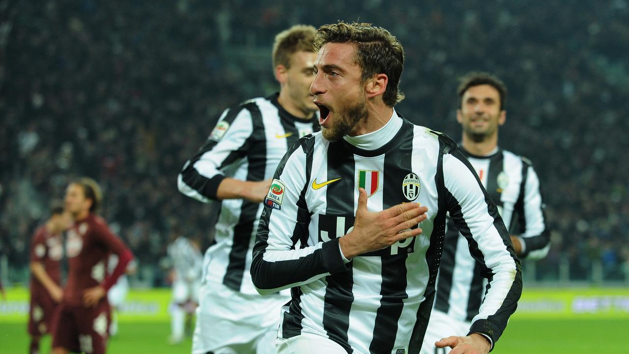 Claudio Marchisio claimed 15 major trophies in 25 seasons with Juventus.