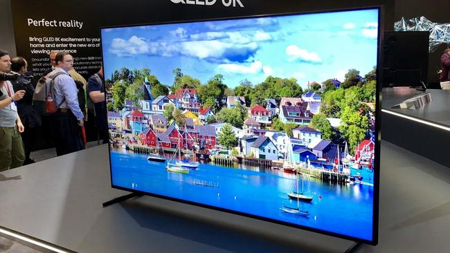 Samsung 8K TV review: There is no 8K content to watch in Australia