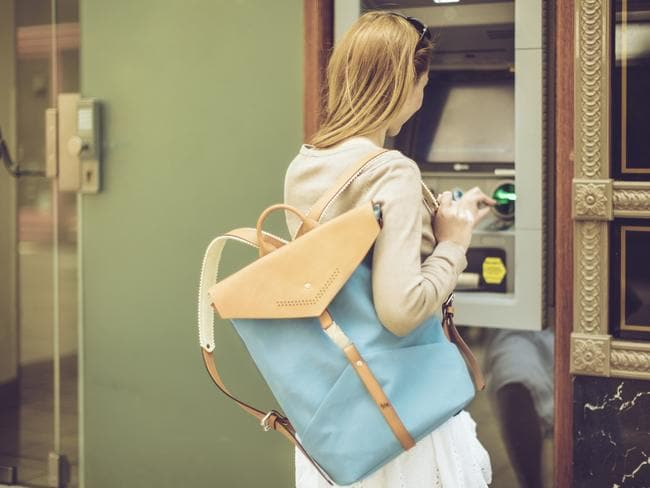 This traveller uses ATMs overseas to avoid bigger exchange stings.