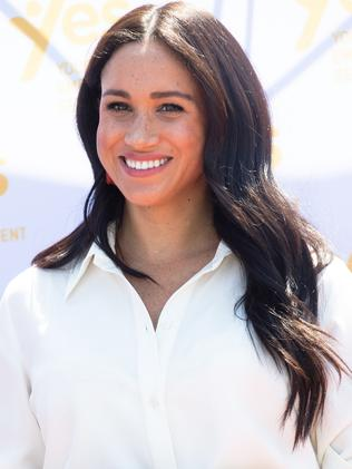Meghan has a look-alike in the US. Picture: Shutterstock