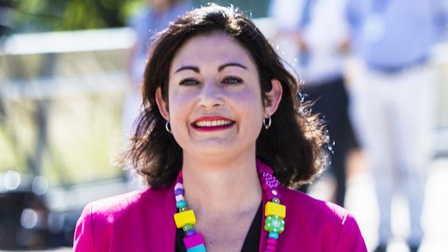 Terri Butler will be the new shadow minister for the environment and water. Picture: Glenn Hunt/AAP Image