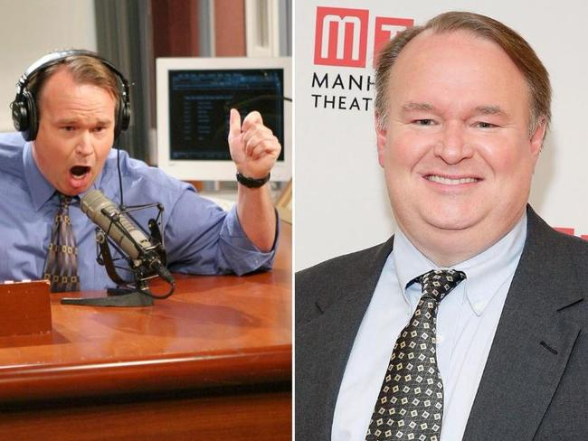 Tom McGowan played Kenny Daly, Frasier and Roz's boss at the radio station.