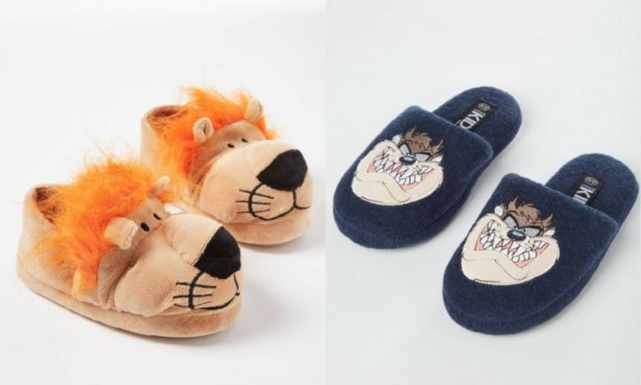 <b>7. SLIPPERS, $5-$19.99.</b> Like with pyjamas, you can set the kids up for a winter of warm and cosy feet with these HOT kids' slippers. Pick up a bargain, or opt for a fancier pair and you'll never hear them whine about cold feet again!