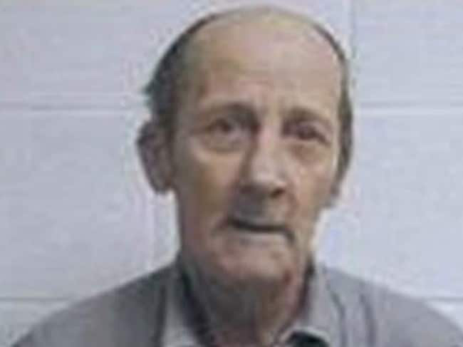 David Lee Niles was 72 when he vanished in 2006. Picture: The Sun