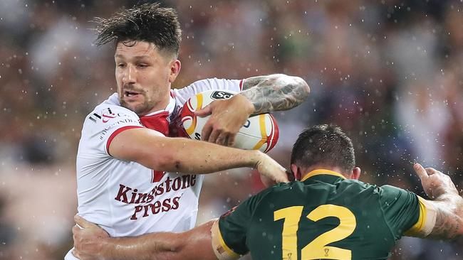 The call to move Gareth Widdop to fullback failed to spark when it mattered most.