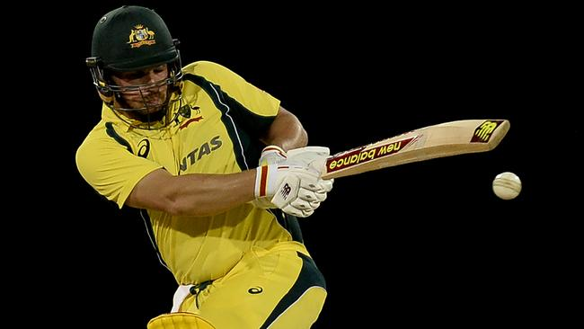 Aaron Finch has been disappointed with his ODI contributions of late.