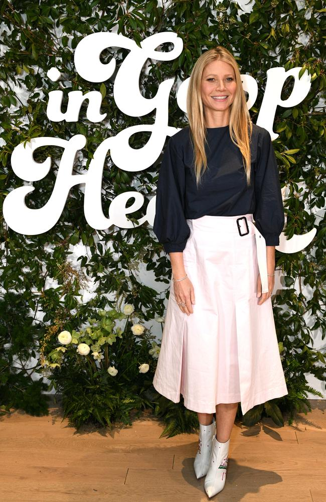 Goop founder Gwyneth Paltrow. Picture: Getty Images for Goop