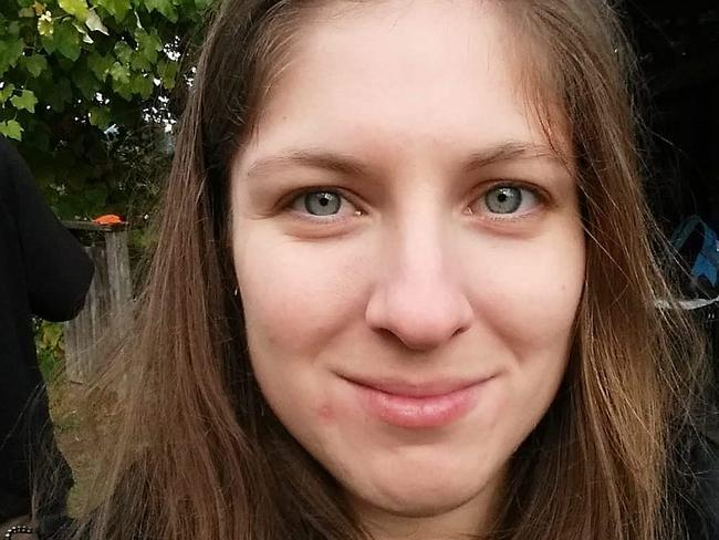 Perth woman Alison Raspa, 25, is believed to have wandered into a lake near Whistler Village after becoming disoriented while in the grip of hypothermia. Picture: Facebook
