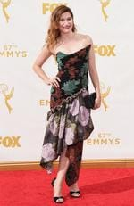 Kathryn Hahn attends the 67th Annual Primetime Emmy Awards in Los Angeles. Picture: Getty
