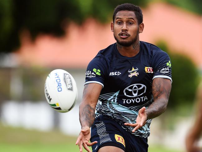 Ben Barba will never play in the NRL again.