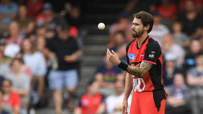 Kane Richardson of the Renegades is our captaincy choice for Round 9 of SuperCoach BBL action