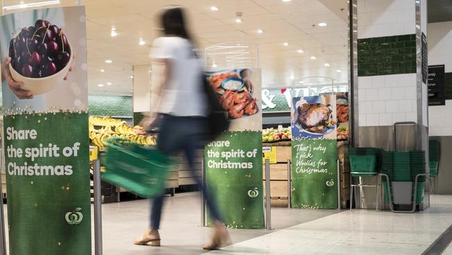 The supermarkets are spending a fortune on marketing to persuade you to buy your Christmas dinner from them.