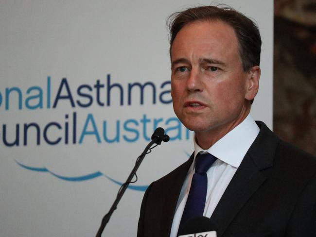 Health Minister Greg Hunt said the Coalition had subsidised more than $8.2 billion worth of new medicines since coming to government.