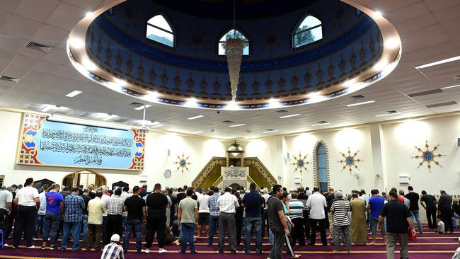 A prayer in support of the victims and for national unity was held at religious organisations across Australia last night, including Lakemba Mosque.