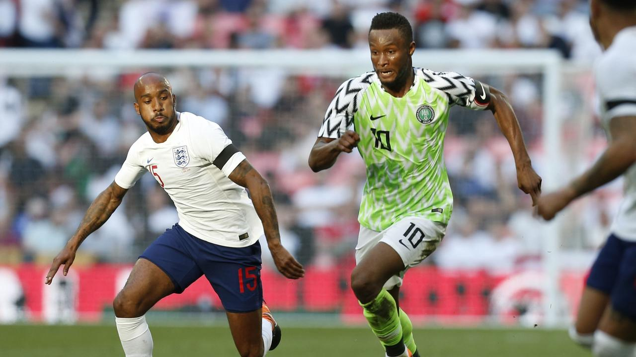 John Obi Mikel will captain a very young Nigerian side in their sixth ever World Cup.