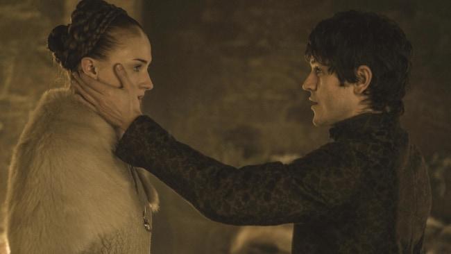Ramsay really put Sansa through the wringer. Photo: 'Game of Thrones'