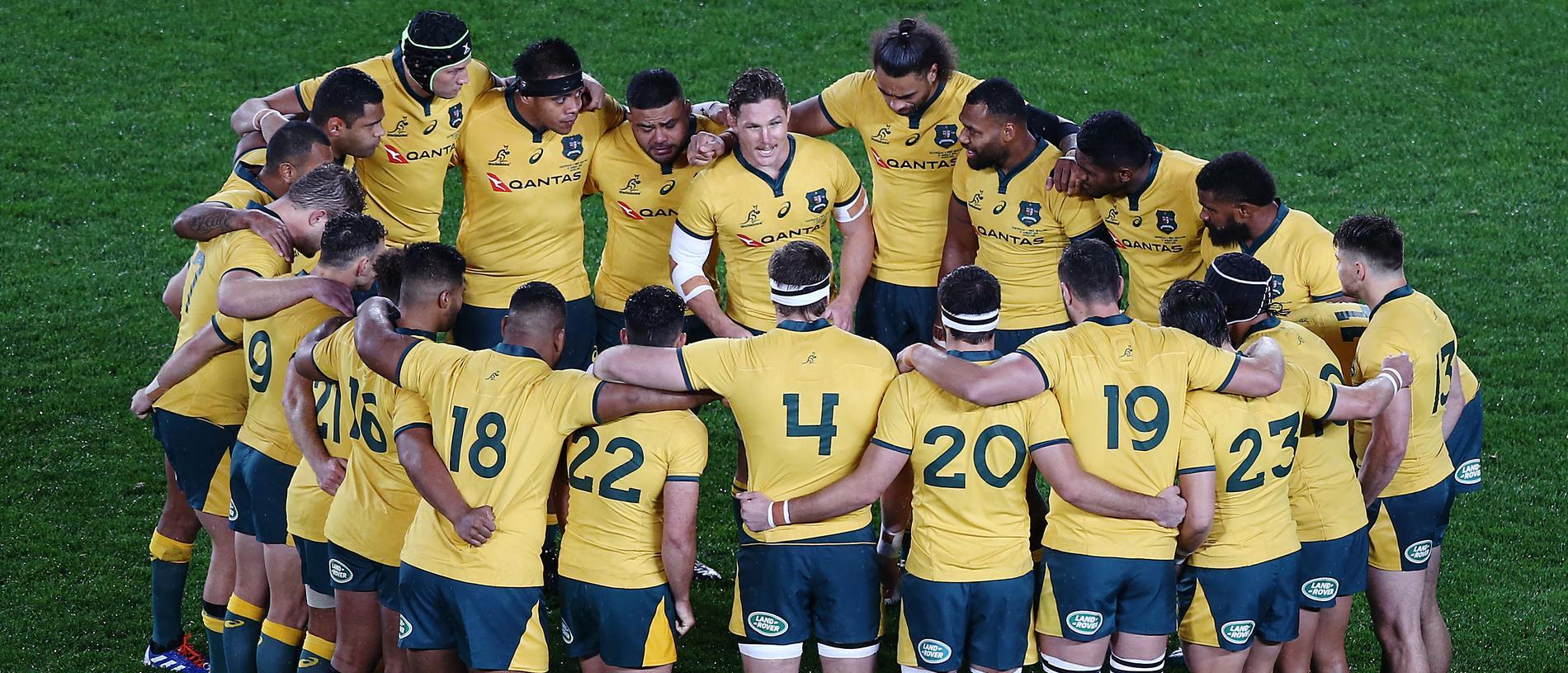 New Zealand v Australia - 2019 Rugby Championship