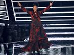 Alicia Keys onstage during the 2016 MTV Video Music Awards at Madison Square Garden on August 28, 2016 in New York City. Picture: AP