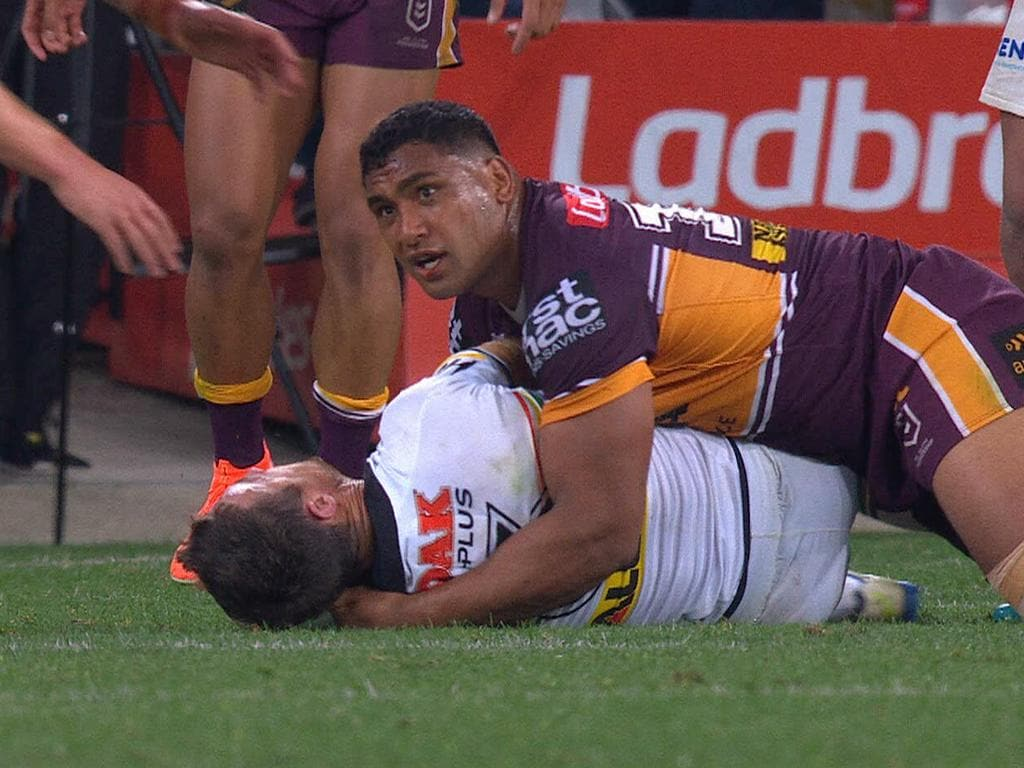 Tevita Pangai Junior could miss the rest of the season.